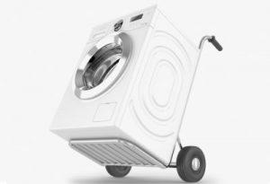 Как перевозить стиральную машину?